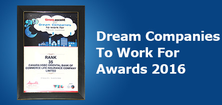 Dream Companies To Work For Awards 2016