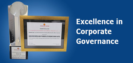 Runner Up Award for Excellence in Corporate Governance