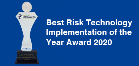 Best Risk Technology Implementation of the Year Award 2020
