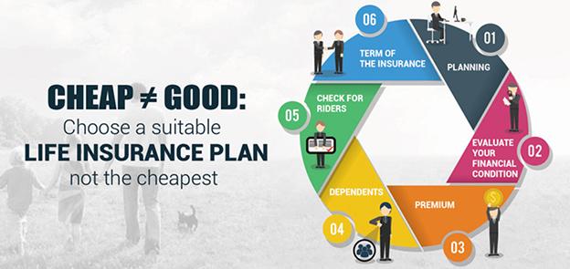 Hasil gambar untuk How to choose your Life Insurance Plan?