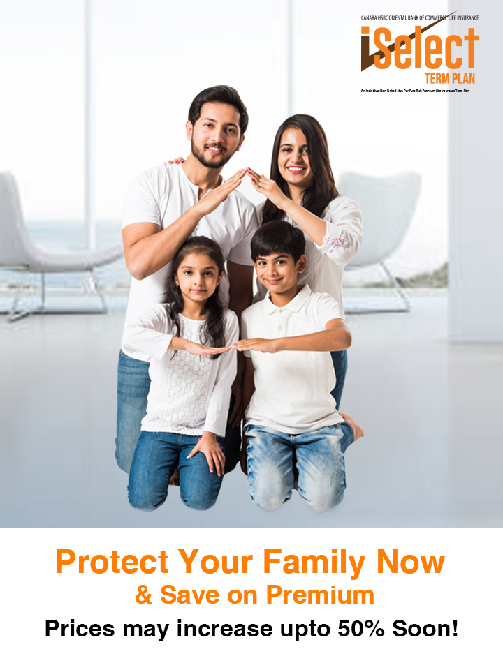 Term Plan - Buy Online Term Insurance Plan in India | Canara