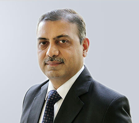 Anuj Mathur - Managing Director & Chief Executive Officer
